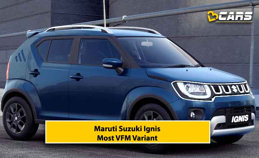 2020 Maruti Suzuki Ignis Petrol Value For Money Variant