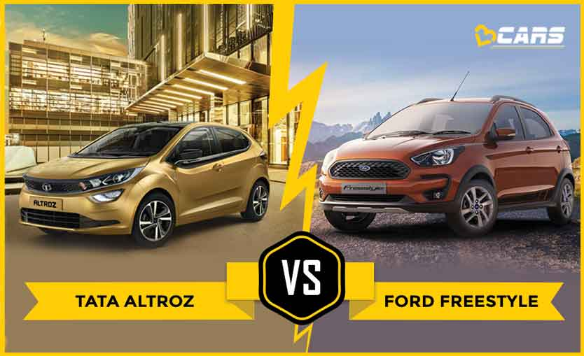 Tata Altroz vs Ford Freestyle