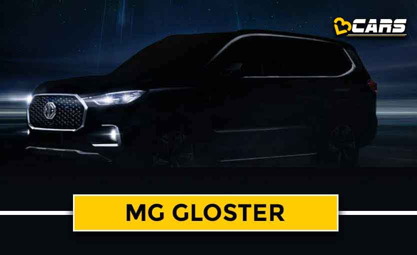 MG Gloster Specifications