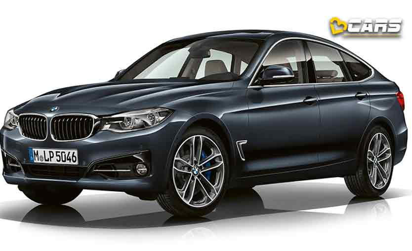 BMW 3 GT Specifications