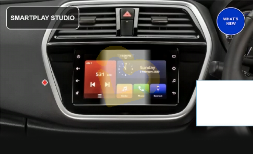 Maruti S-Cross Petrol Smartplay Studio