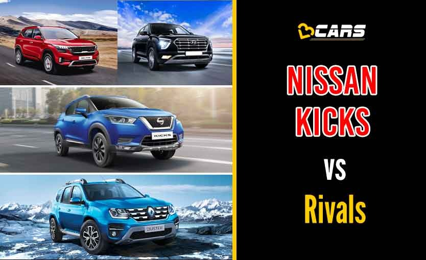 Nissan Kicks vs Rivals