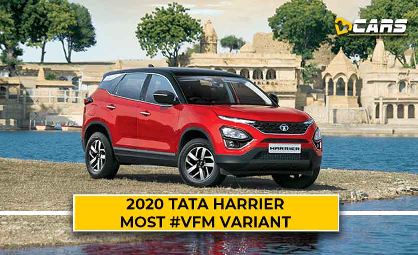 2020 Tata Harrier