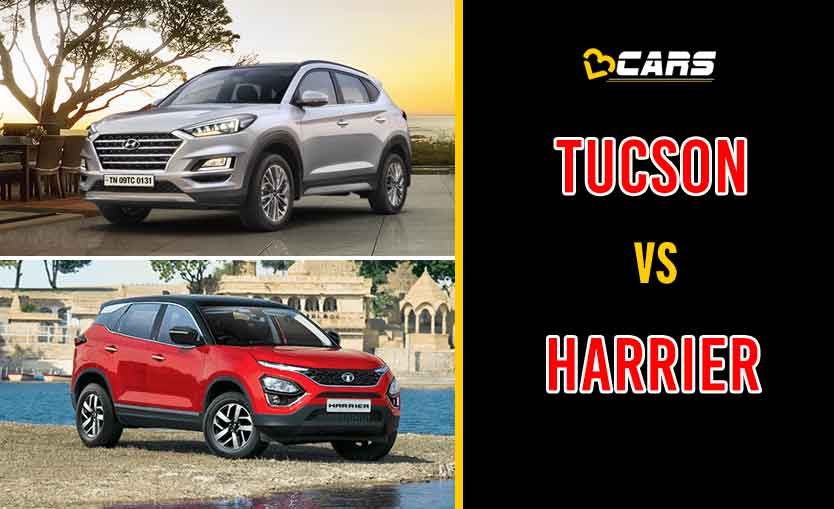 2020 Hyundai Tucson vs Tata Harrier