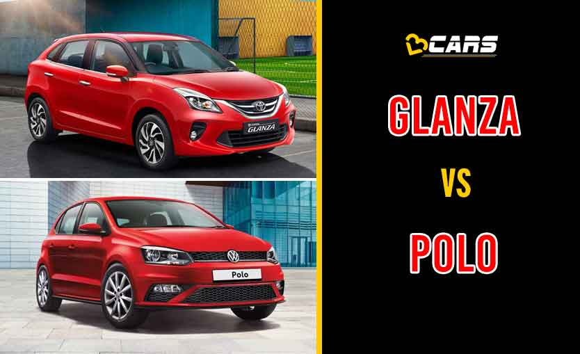2020 Toyota Glanza vs Volkswagen Polo