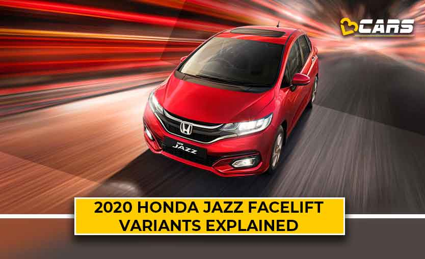 2020 Honda Jazz Facelift