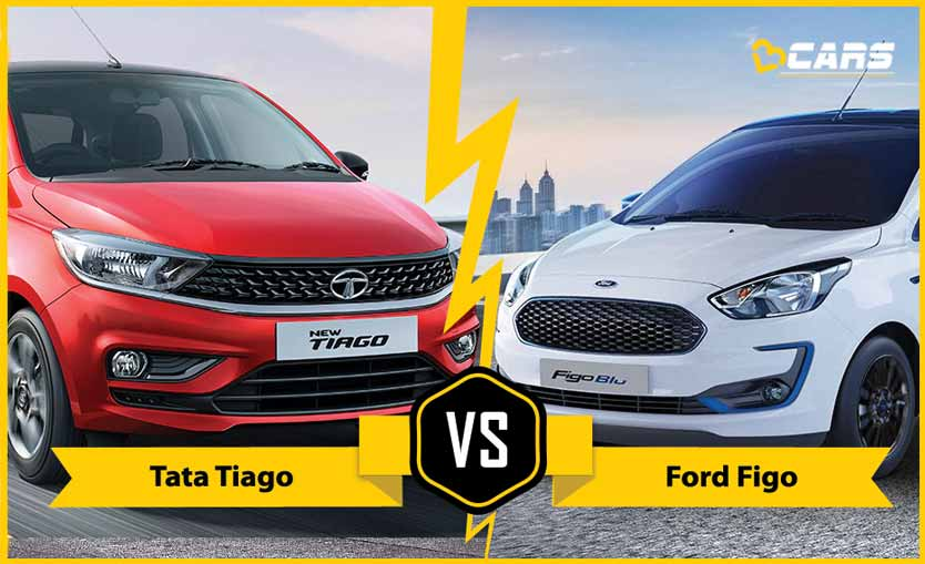 Tata Tiago vs Ford Figo