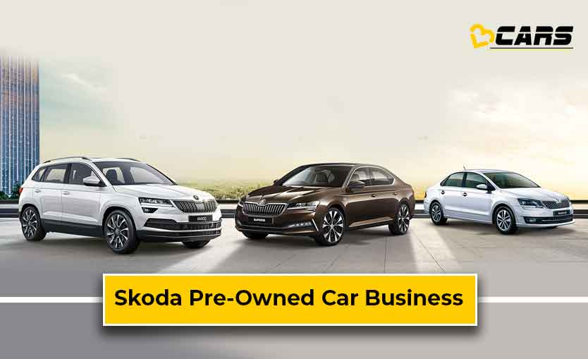 Skoda Pre-Owned Car Business