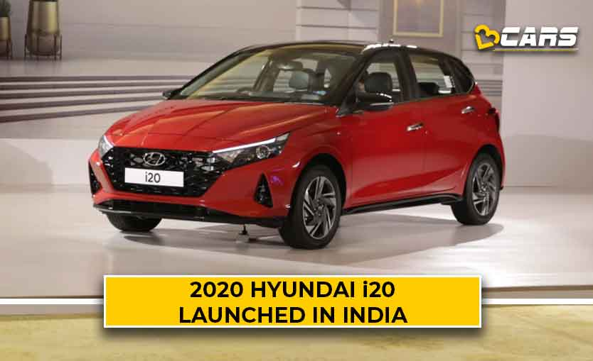 Hyundai I20 2020 Launched In India Prices Specs Variants Top Features