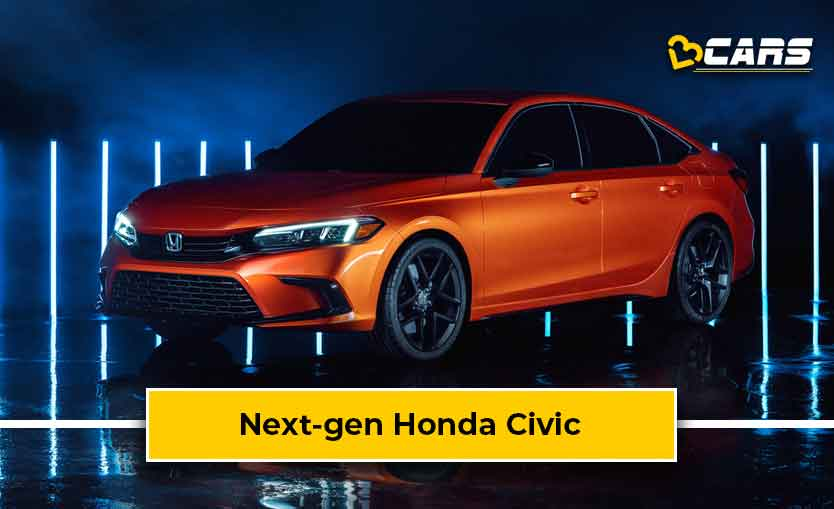 Next-gen Honda Civic