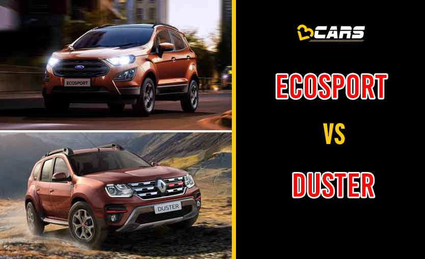 2020 Ford EcoSport vs Renault Duster