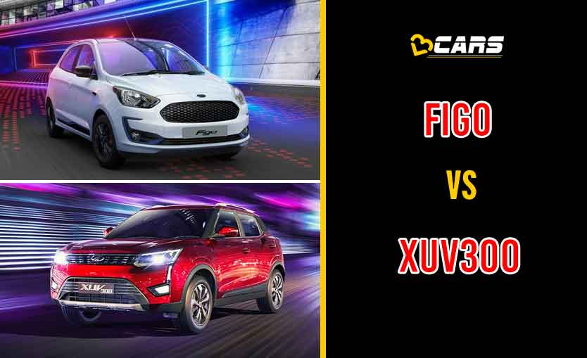 2020 Ford Figo vs Mahindra XUV300