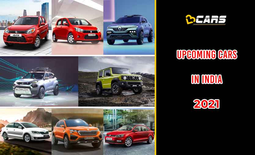 Upcoming New Cars in India