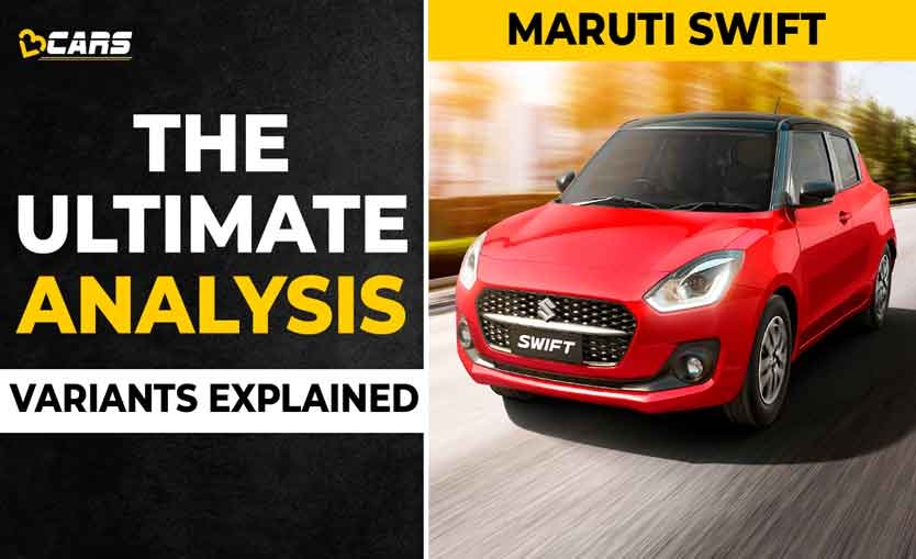 2021 Maruti Swift Facelift