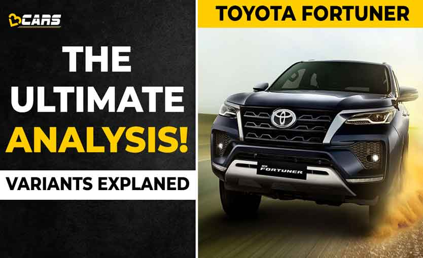 Toyota Fortuner & Legender