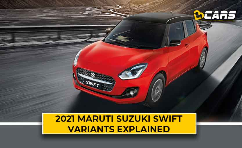 2021‌ Maru‌ti Suzuki Swift Facelift